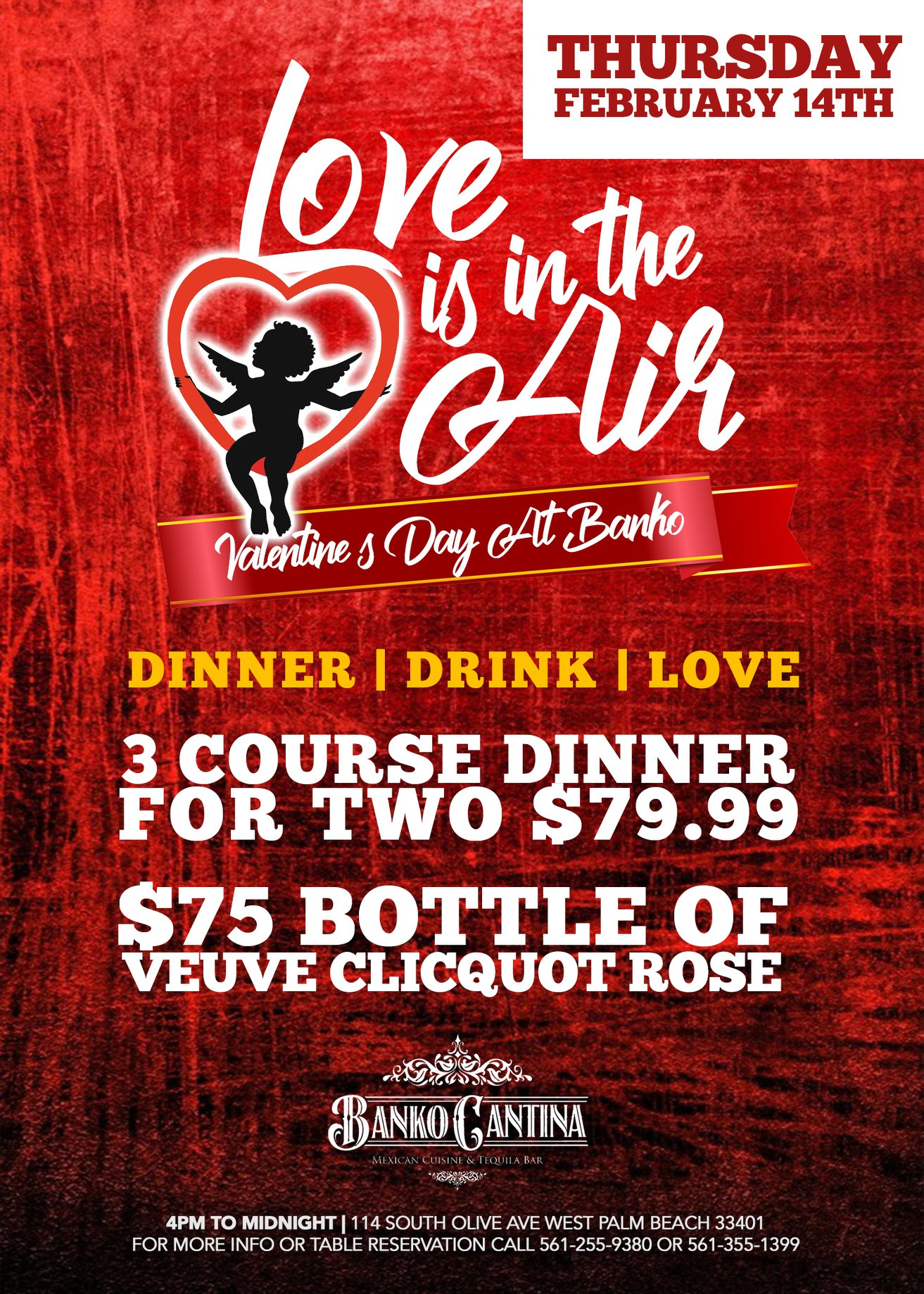Valentine's Day West Palm Beach