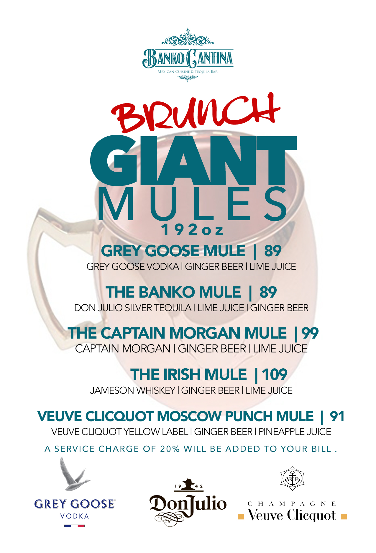 Giant Mules
